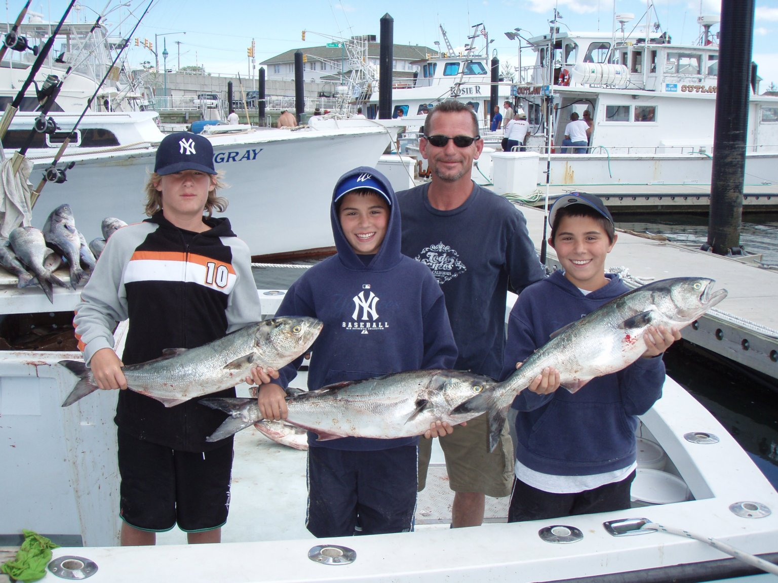 Belmar Blue Fish Charters